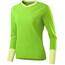 Houdini W's Liquid Skin Crew Shirt Trefoil Green